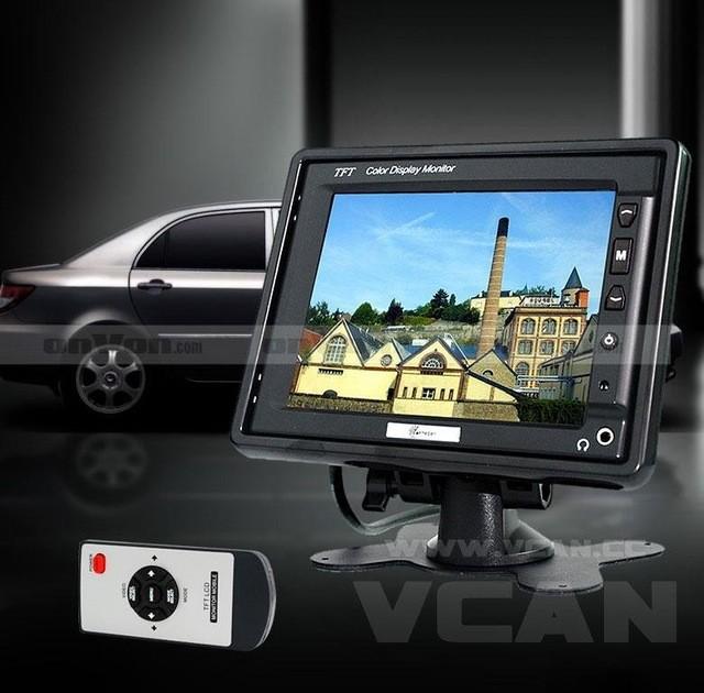 TM-564A 5.6 inch TFT Headrest Stand alone car monitor bracket 8