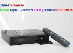 VCAN0870 ISDB-T MPEG4 digital tv receiver 16