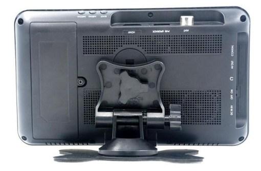 7 inch handheld HD wireless COFDM receiver portable 9