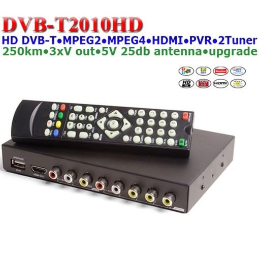 Car DVB-T Receiver