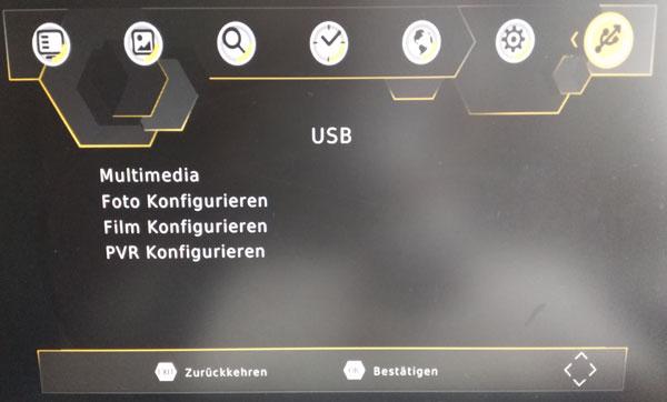 Germany Auto DVB-T2 USB