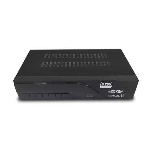 Home DVB-T2 H.265