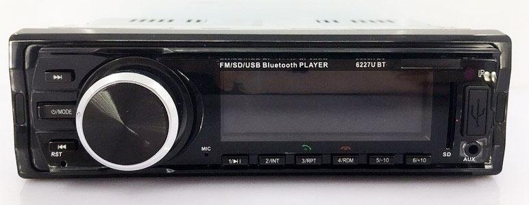 Mp3 Player Automotivo Ray X MP3-6227 Bluetooth Usb Sd 9