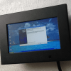 7??Digital TFT LED VGA Touch Monitor IP66 VCAN1347 2