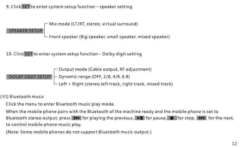 VCAN1294 user manual for 2 din GPS navigation DVD USB SD 13