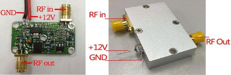 COFDM power amplifier