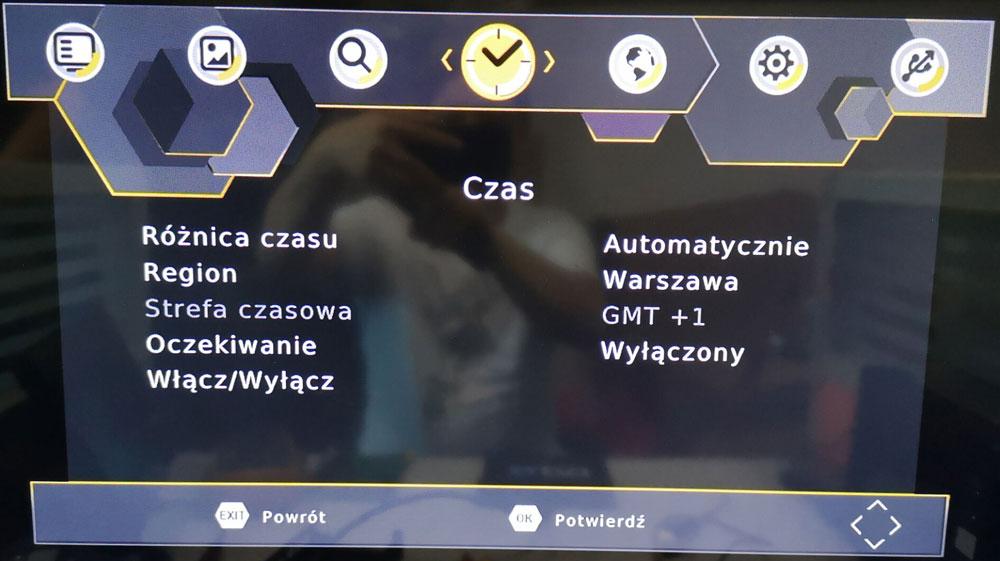 Poland car dvb-t2 MPEG2 dvb-t digital tv receiver 2
