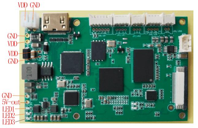 Encode Board for COFDM Wireless Video Transmitter 3