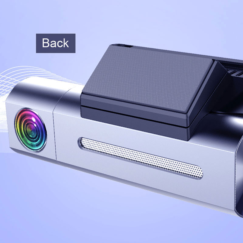 Android DVR dashcam car camera 3.0 inch full 1080 HD GPS logger dual camera video recorder Vcan1608 15