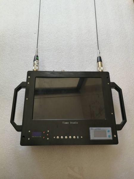10-inch monitor cofdm receiver 1