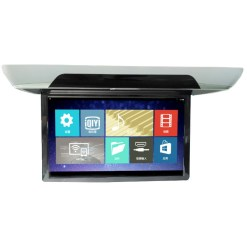 13.3-inch ceiling roof mount android player