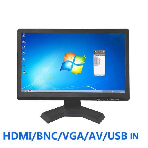 15 inch HDMI monitor 1080P HD full viewing angle BNC/VGA/AV/USB input IPS panel Vcan1679 1