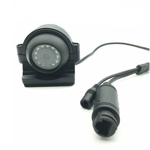 Mini IP camera Network Surveillance Automobile Real-Time Monitoring System Waterproof Car Backup Camera IP66 2MP Vcan1668 1