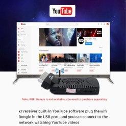 DVB-T2 H265 Scart TV Tuner Box Digital Terrestrial Receptor WIFI Receiver Youtube Set Top Box 1080P IPTV Box 10