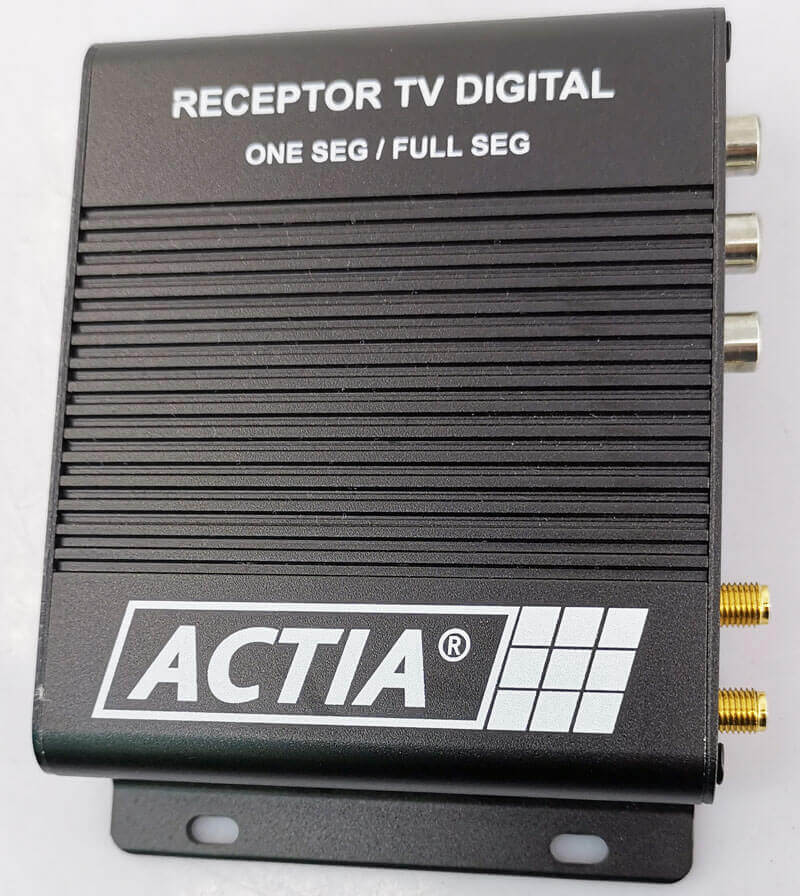 actica digital tv receiver