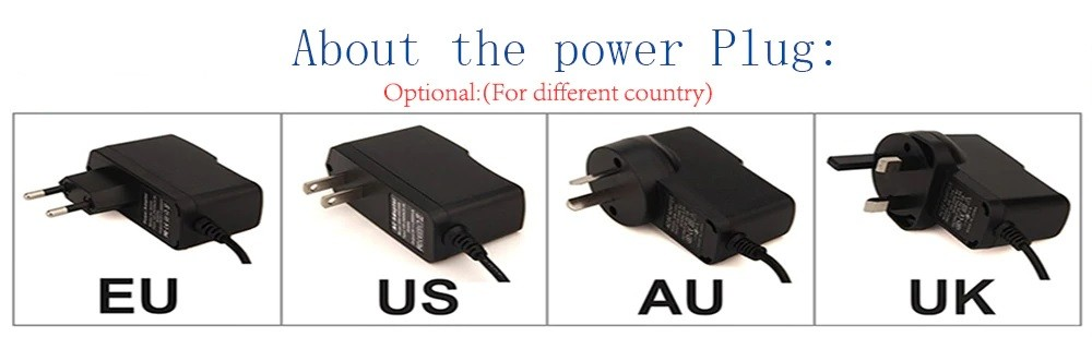 worldwide power plug connector