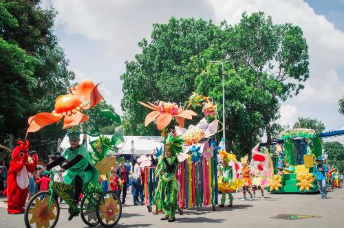 Ngày hội đường phố và nhiều hoạt động hấp dẫn diễn ra vào ngày 23/07/2017