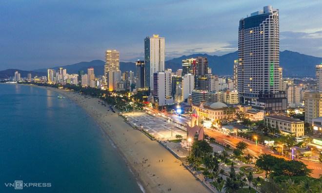 Coastal real estate transactions fall