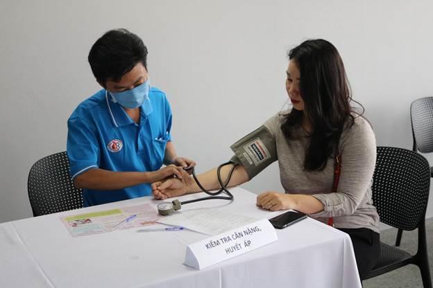 Chương trình hiến máu của Yolanhận được nhiều ý kiến tích cực.