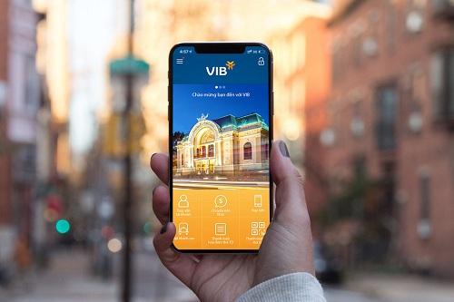 Ứng dụng MyVIB hỗ trợ thực hiện giao dịch nhanh, nhiều công cụ đi kèm như quản lý tài chính, tài khoản, mua vé máy bay, đặt khách sạn...