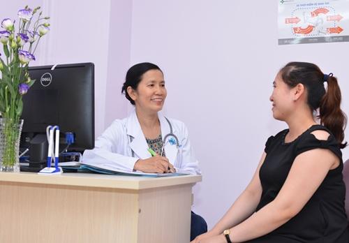 Thai phụ nên tầm soát đái tháo đường thai kỳ để đảm bảo một thai kỳ khỏe mạnh. Ảnh: TT.