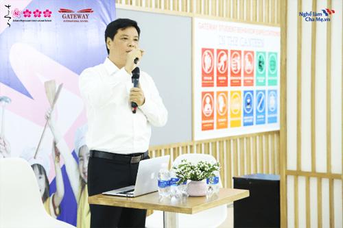 Tiến sĩ, bác sĩ Trương Hồng Sơn - Viện trưởng Viện Y học ứng dụng Việt Nam, Phó tổng Thư kí Tổng hội Y học Việt Nam chia sẻ những thông tin về tăng trường chiều cao của trẻ.