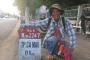 Đi bộ xuyên Việt để chữa bệnh gout