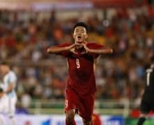 Video: U20 Việt Nam vs U20 Argentina