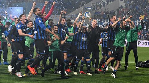 Atalanta - chuyện thần tiên xứ Bergamo ở Serie A - VnExpress Thể thao