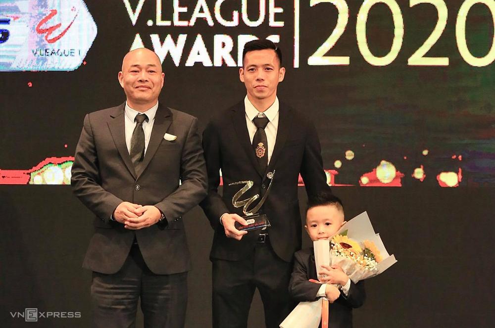 Văn Quyết hay nhất V-League 2020 - VnExpress Thể thao