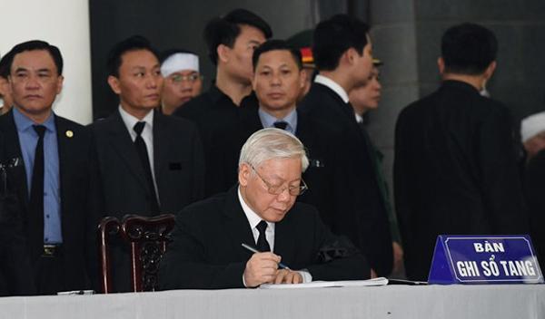 Image result for QUốc Tang Trần Đại Quang