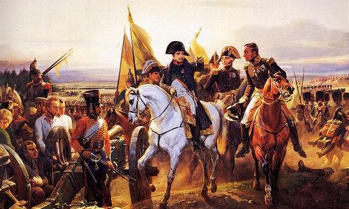Ba chiến thắng thể hiện tài cầm quân của Napoleon