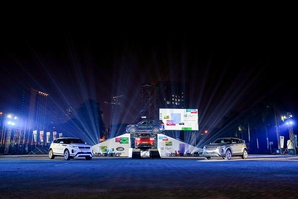 Sự kiện Ra mắt Range Rover Evoque mới tháng 11 vừa qua tại Hà Nội.