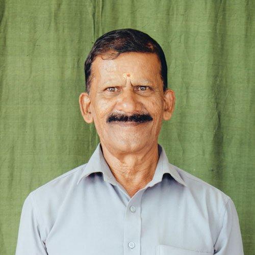 Krishnaswamy K