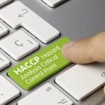 HACCP. Hazard Analysis Critical Control Point