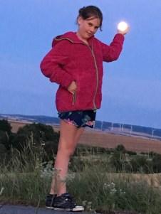 Ik heb de maan!