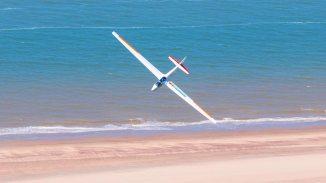 zweefvliegen-zweefvliegtuig-strand
