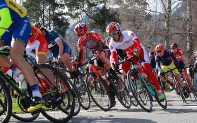 Alexis Maret 43ème du Tour du Léman a joué de malchance !