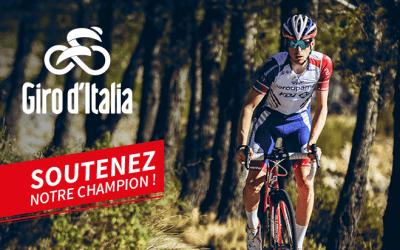 Rabais au Giro d'Italia pour les membres du Fan's Club