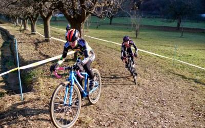 Entraînements de cyclocross à Sion