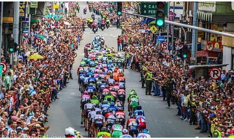 En Colombie pour ouvrir la saison 2019