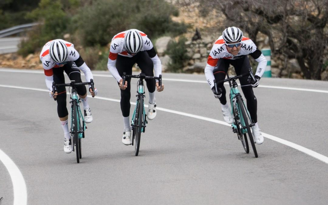 Arnaud Rapillard : «Nos coureurs nous réservent de belles surprises !»