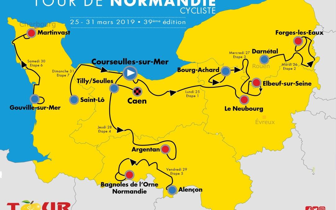 Tour de Normandie : «Notre objectif, voir un 3ème Suisse au palmarès après Dillier et Küng !»