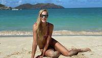 Российская легкоатлетка: она проживает в США и на нее подписан Роналду
