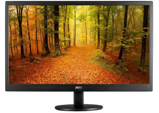 Monitor Aoc Led E2070swn Widescreen 20