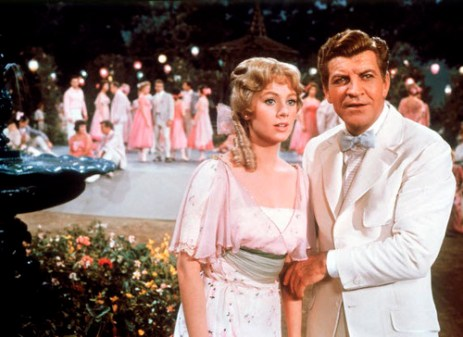 Image result for shirley jones and robert preston in the music man