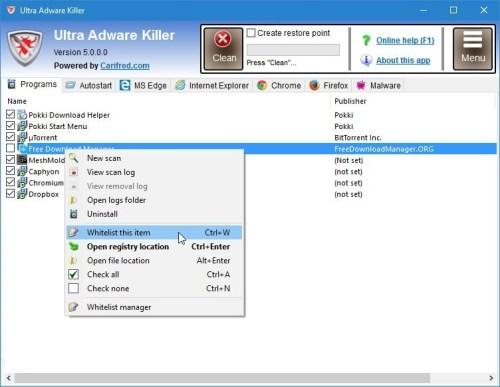 Ultra Adware Killer Crack