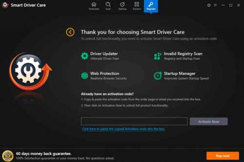 Smart Driver Care Crack
