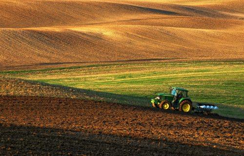Farmer land