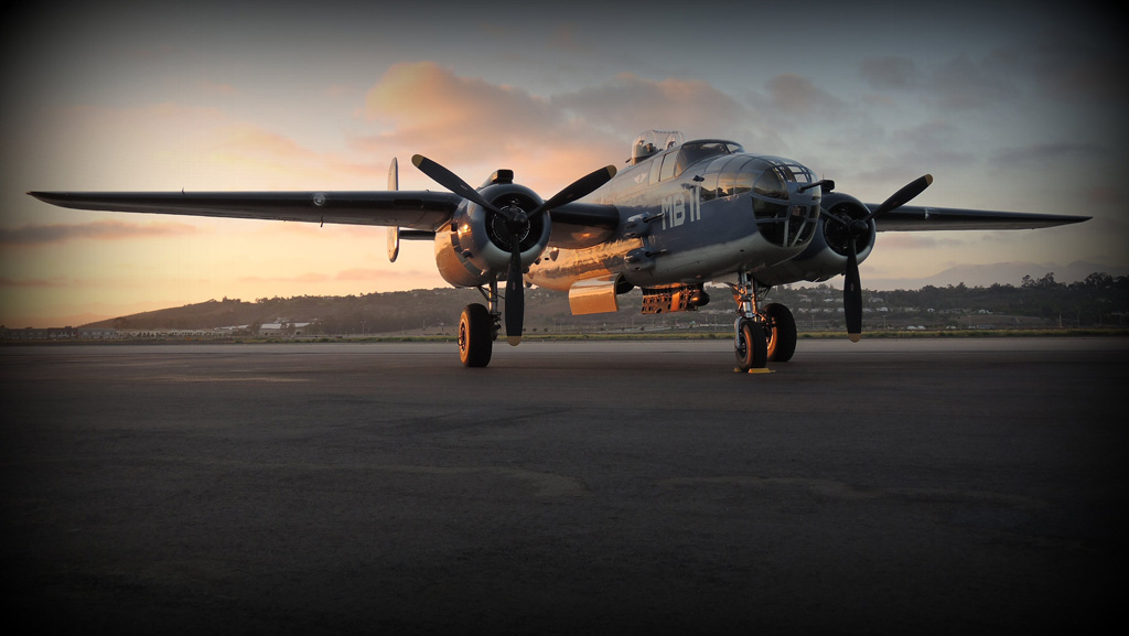 A LABOR OF LOVE | Locals dedicate 23 years to complete $1 million restoration of rare WWII bomber